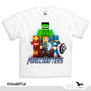 MINECRAFTERS - Avengers a'la MINECRAFT