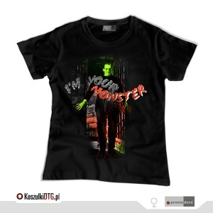 I'm your monster (t-shirt damski)