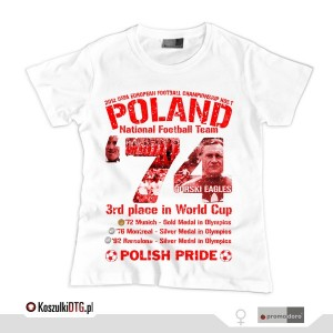 Polish Pride - GORSKI EAGLES (t-shirt damski)