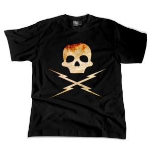 Grindhouse: Death Proof Skull -fire-