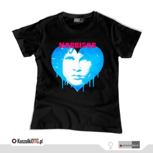All You Need is Jim Morrison Blue (t-shirt damski)