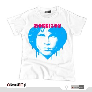 All You Need is Jim Morrison *ocean* (t-shirt damski)