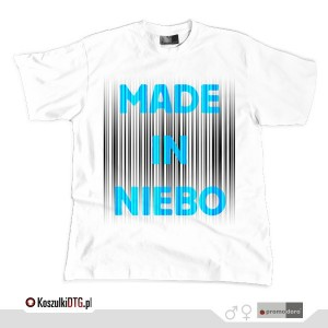Made in NIEBO *blue*