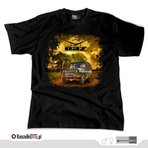 UAZ 469 - OFF ROAD LEGEND *black*