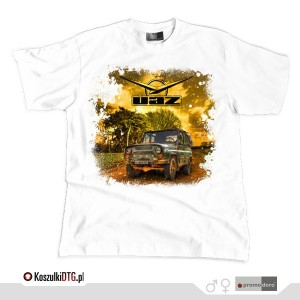 UAZ 469 - OFF ROAD LEGEND *white*
