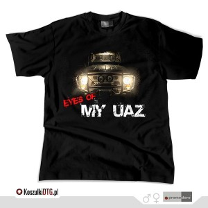 Eyes of my UAZ