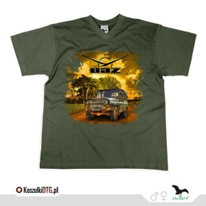 UAZ 469 - OFF ROAD LEGEND *khaki*