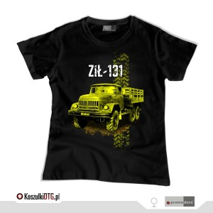 ZIŁ - 131 *black* (t-shirt damski)