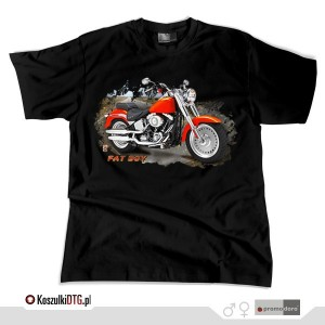 Harley Davidson FAT BOY *black*