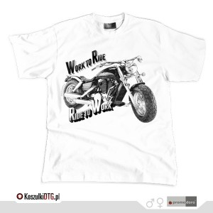Harley Davidson FAT BOY B&W *white*