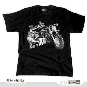Harley Davidson FAT BOY B&W *black*